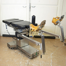 ORTHOSTAR MAQUET OPERATING TABLE
