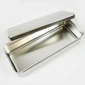 INSTRUMENT BOX INOX 35x15x8