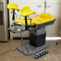 GYNO / URO SCHMITZ MEDI-MATIC CONSULTING ELECTRIC ARMCHAIR