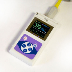 CONTEC CMS60D PULSE OXYMETER WITH PEDIATRIC SENSORS