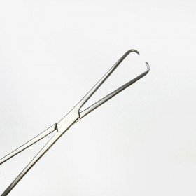 POZZI FORCEPS RIGHT 26CM