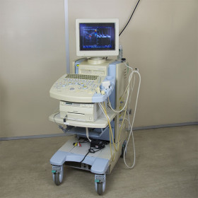 ECHOCARDIOGRAPH HITACHI EUB-6500 PEDIATRIC