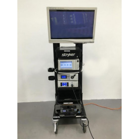 STRYKER STACK SYSTEM WITH STRYKER VISION ELECT HDTV SURGICAL VIEWING MONITOR