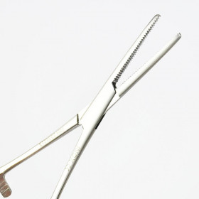 KOCHER FORCEPS NO TEETH 14CM