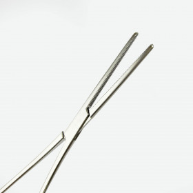 KOCHER FORCEPS NO TEETH 18CM
