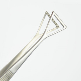 COLLIN-DUVAL DISSECTING FORCEPS 25MM*20CM