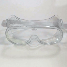 LOT OF 100 SAFETY GLASSES
