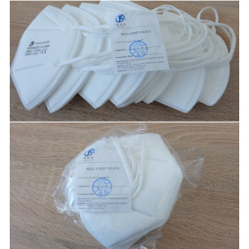 LOT OF 100,000 MASKS 3 PLY WITH FILTER (ear loop)