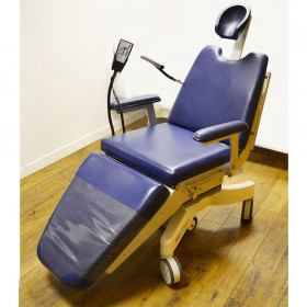 FAUTEUIL/TABLE D'OPÉRATION MOBILE DOCKX MEDICAL IMOC-OPHTHA