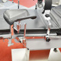HYDRAULIC OPERATING TABLE RADIOTRANSPARENT WITH ACCESSORIES