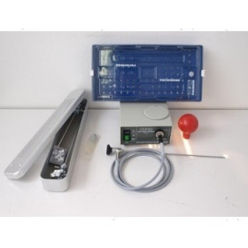 LOT CYSTOSCOPE/SCE LUMIERE/CABLE/ACC KARL STORZ ENDOSCOPE