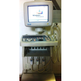 ECHOCARDIOGRAPHE 8000 KONTRON COULEUR DOPPLER PULSE ET CONTINUE