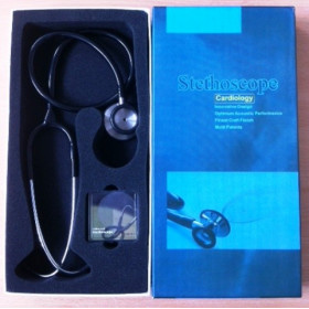STETHOSCOPE ADULTE DOUBLE PAVILLON (CARDIOLOGY)