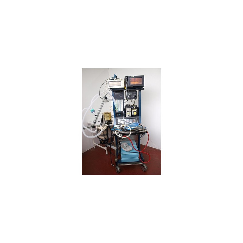 RESPIRATEUR D ANESTHESIE OHMEDA EXCEL 210 / 7800 EQUIPE