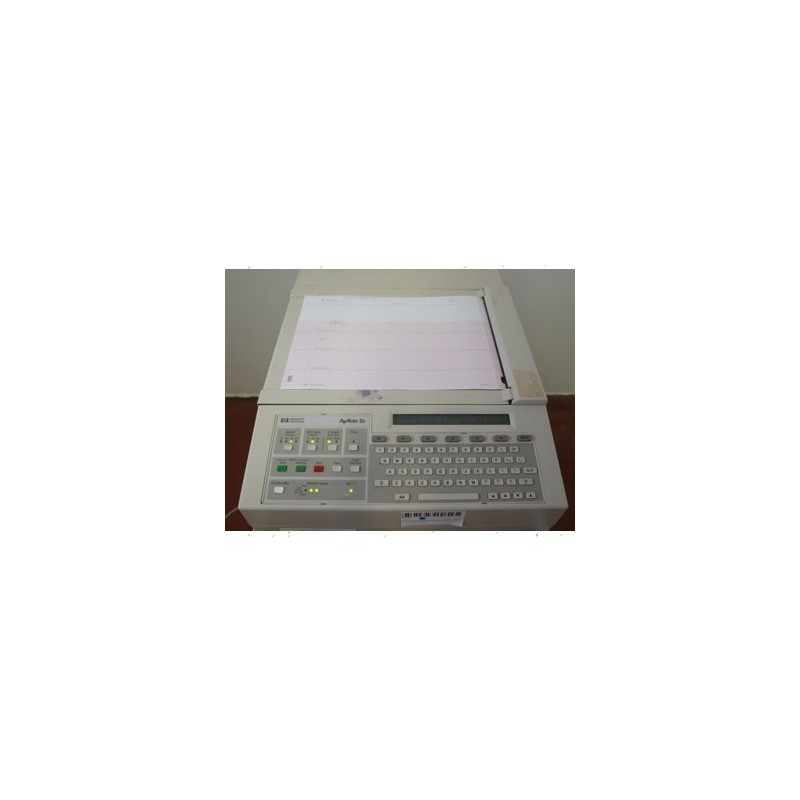 ELECTROCARDIOGRAMME PAGE WRITER XLE