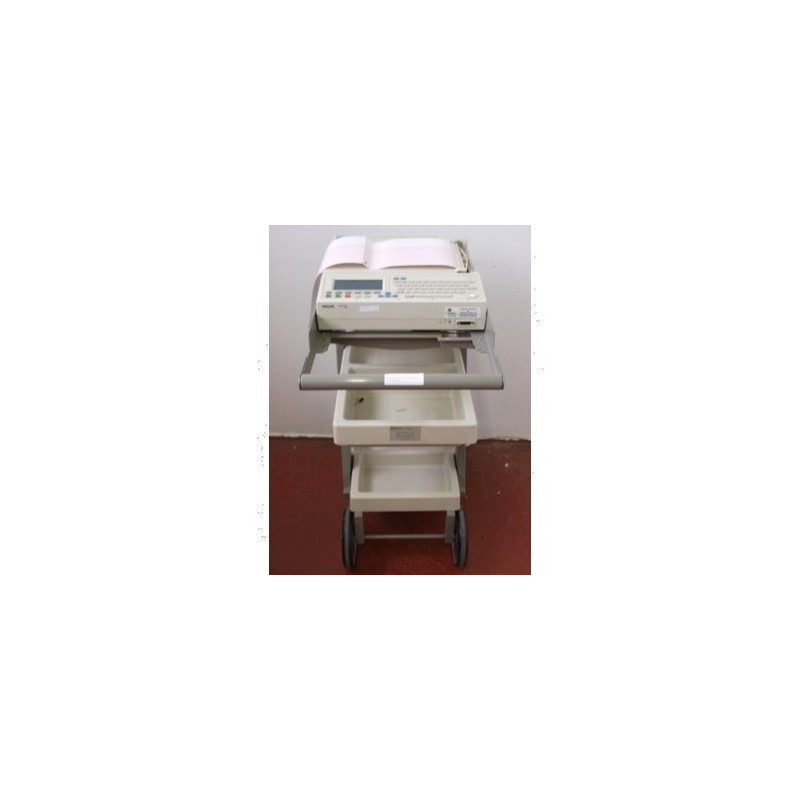 E.C.G 3-6 PISTES HP PAGEWRITER 200 ECRAN LCD & LOG INTERPRE