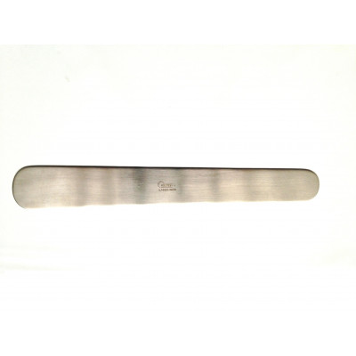 LAME MALLEABLE  MARQUE HOLTEX 25CM (MALLEABLE BLADE RETRACTOR 25CM)