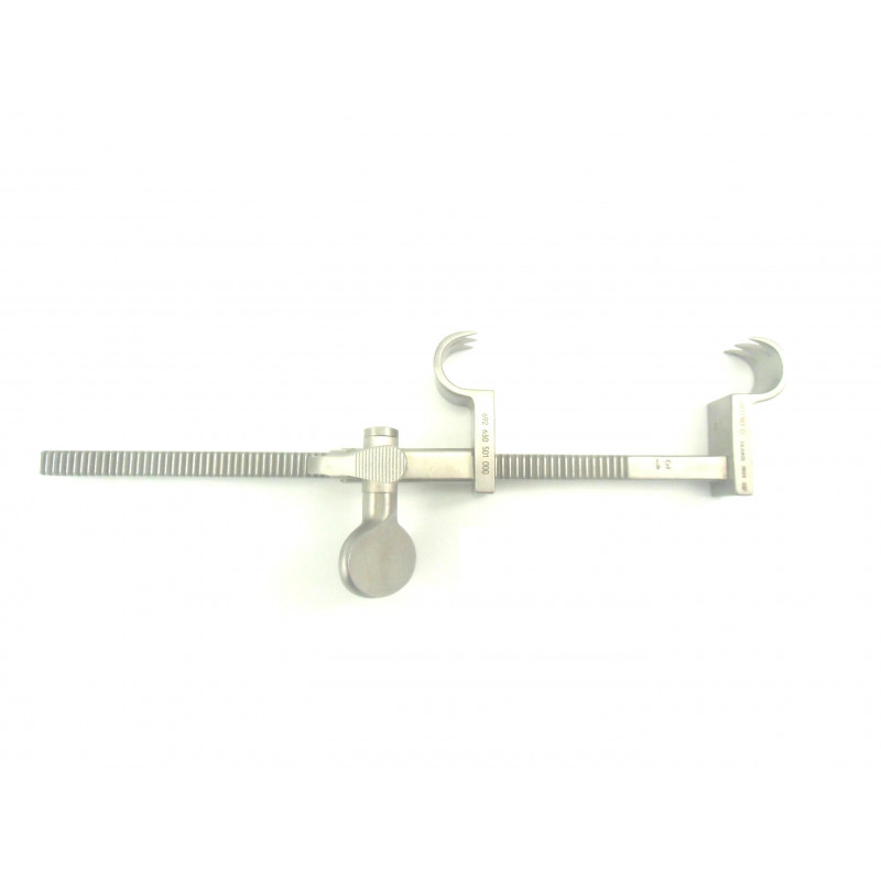 RAPPROCHEUR COSTAL BAILEY 18CM- 25MM INOMED (BAILEY RIB APPROXIMATOR 18CM )
