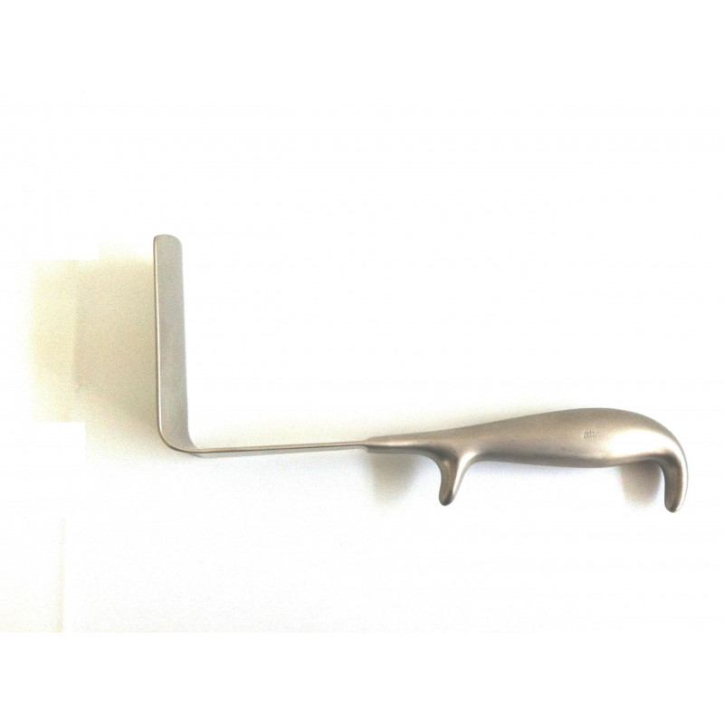 VALVE VAGINALE DE DOYEN  22CM  90MM   (DOYEN VAGINAL SPECULUM 22CM  90MM)